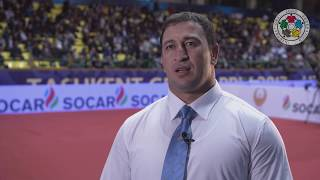 Life after Judo athlete - Feature on Referee Ramziddin SAYIDOV (UZB)