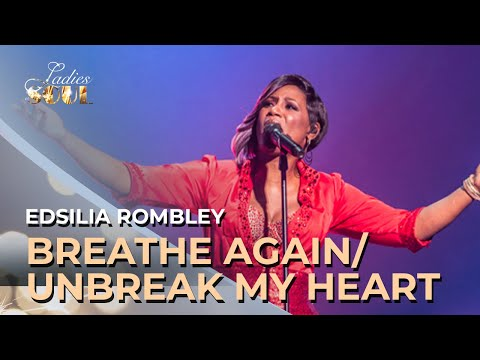 Ladies Of Soul 2017 | Breathe Again / Unbreak My Heart - Edsilia Rombley