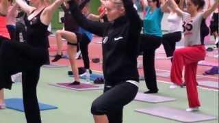 7. SNG Spring Fitness Festival 2013 - Mathias Naujocks - Healthy Back Flow