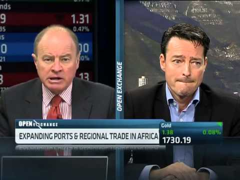 African Ports Evolution 2012 Forum with Brian Bitsch