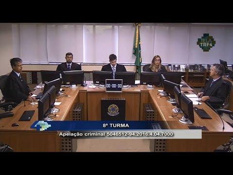 Julgamento do Lula Completo | Tribunal Regional Federal, Turma do TRF4!