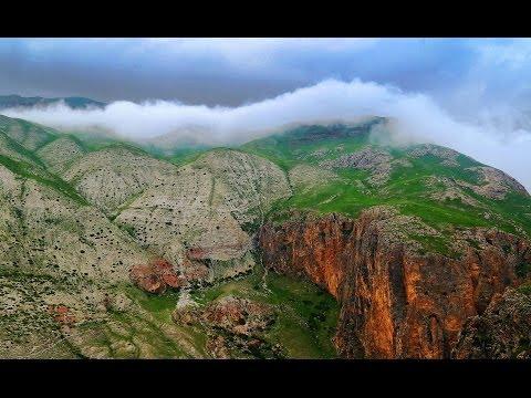 Azerbaijan. Shahdag National Park. Шахдагский национальный парк.