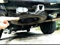 Como Remover La Llanta De REFACCION En Cualquier Camioneta (FORD LOBO)