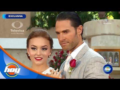 ¿Angelique Boyer se quiere casar con Sebastián Rulli? | Hoy