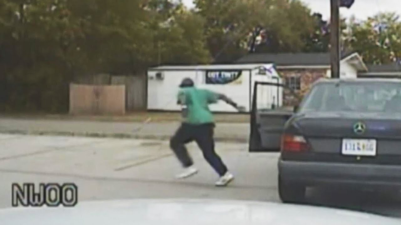 Walter Scott Shooting >> South Carolina: Police Dashcam of Moments Before Shooting (FULL VIDEO) - YouTube