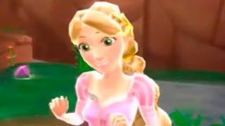 Disney Princesas - My Fairytale Adventure | Princesa Rapunzel Capitulo 1.1 | #8 Walkthrough | PC
