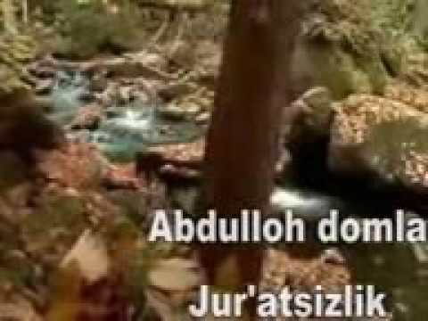 Абдуллох домла ! Уялчанлик хакида