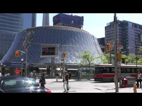 Toronto HD - Roy Thomson Hall
