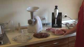 видео Технология приготовления Ливерной колбасы