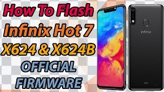 How to Flash All Infinix Phones With SP Flash Tool infinix hot 5 lite How to flash infinix hot 5 lit.