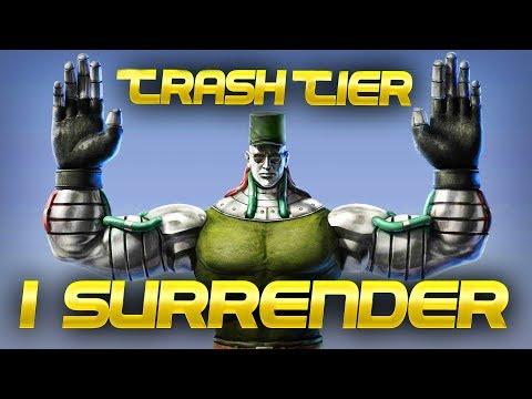 Most Underpowered Tekken Character Ever, P.Jack In Tekken Tag