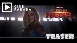 Capitana Marvel (2019)   SUPER BOWL Spot Oficial Latino [HD]