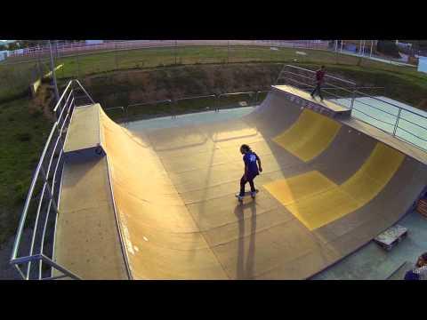 ibiza skate aereo go pro