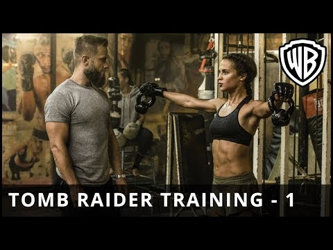 Playlist Tomb Raider - Fitness plan