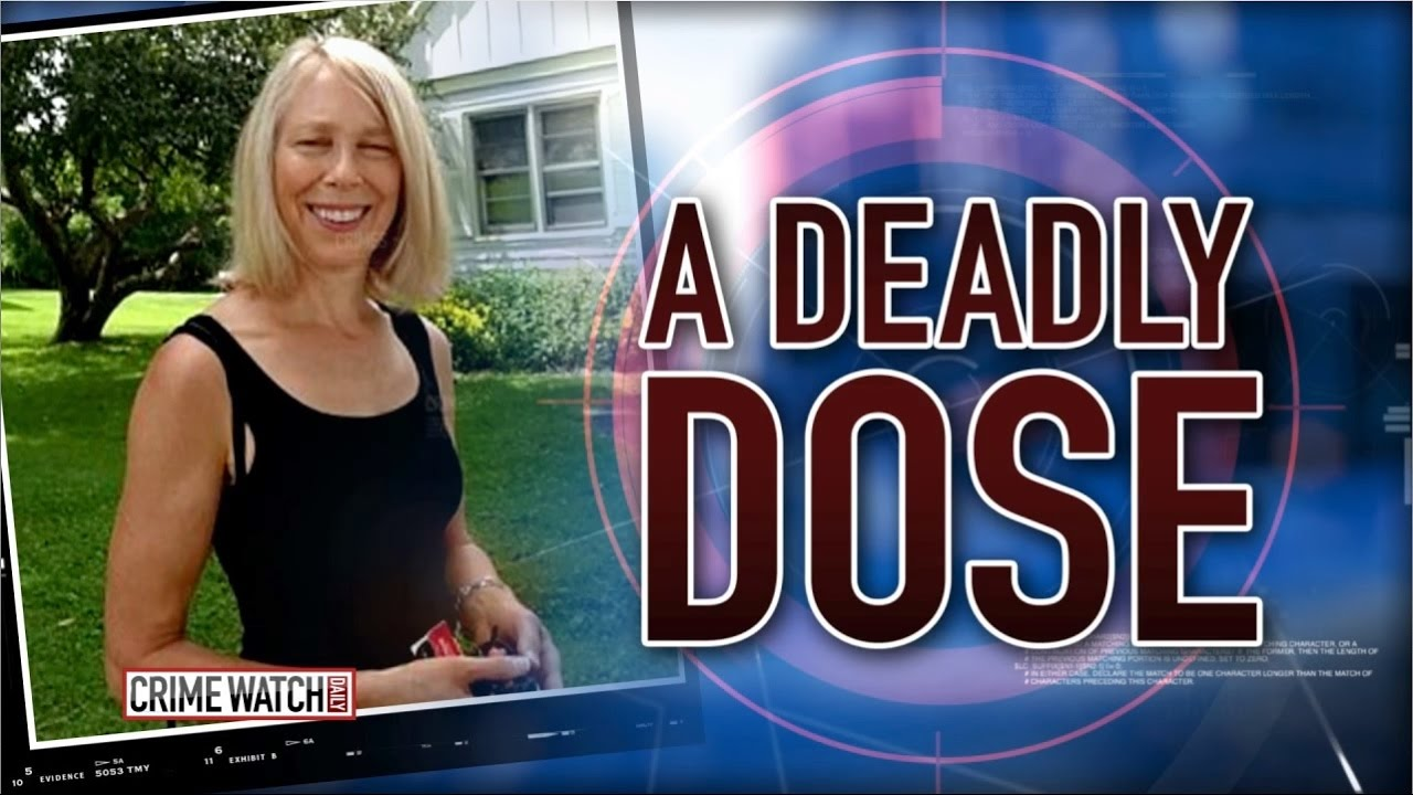 Receptionist accused of murdering chiropractor boss with poison (Pt 1) - Crime Watch Daily