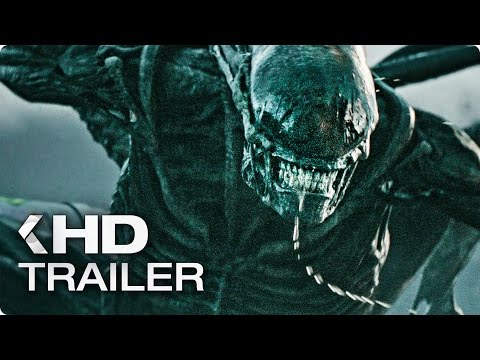 ALIEN: Covenant Trailer 2 German Deutsch (2017)