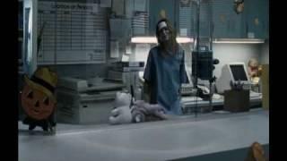 RZ Halloween II - Carpenter Style - Hospital Chase Scene