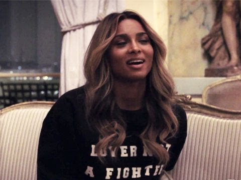 "Ciara : ""I want the world to dance with me"" [Interview]"