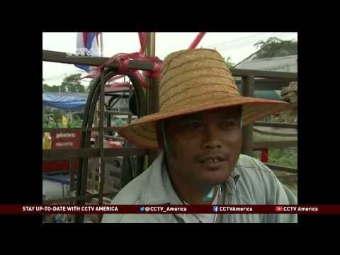Thailand Protests: Farmers Demand Payment from Government