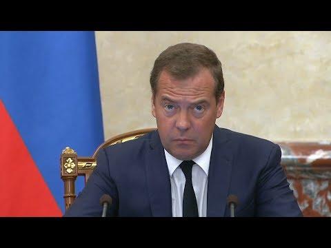 Медведев предложил представить
