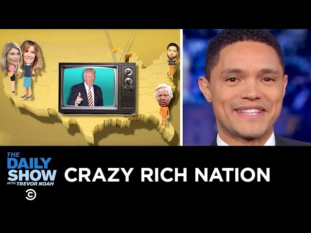 Crazy Rich Nation | The Daily Show
