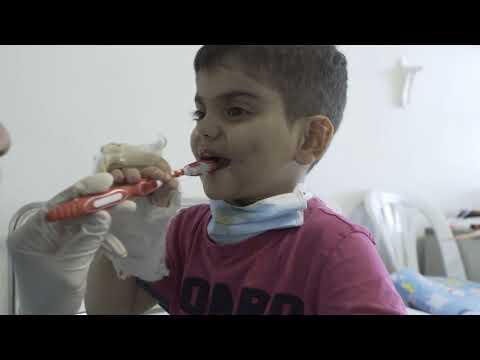 Meet Sajdi- MSF's Amman Reconstructive Surgery Hospital