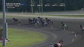 Mohawk, Sbred, August 1, 2017 Race 1