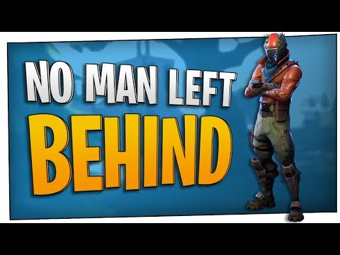 Fortnite - No Man Left Behind! - ft. Ninja, BasicallyIDoWrk, & MadRuski | DrLupo