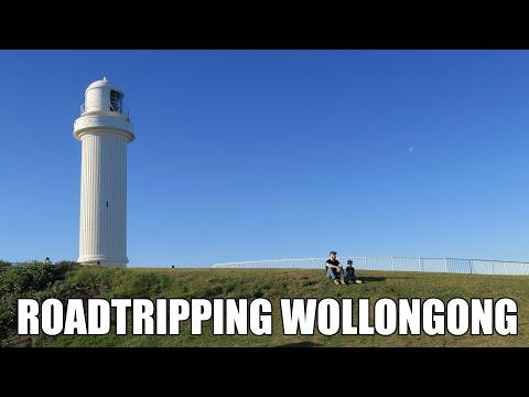 Roadtripping Wollongong - Grand Pacific Drive, Sea Cliff Bridge, Nan Tien Temple