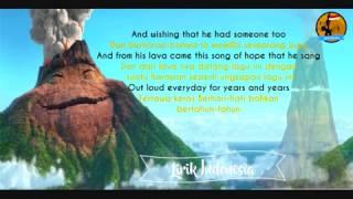 """Disney Pixar """"Lava"""" Full Song  dengan Lirik dan Terjemahan Bahasa Indonesa Mp3"""