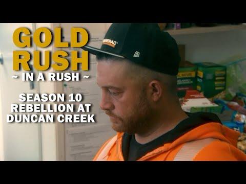 Gold Rush | Season 10, Episode 17 | Rebellion At Duncan Creek