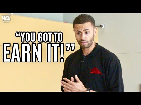 "Motivational Speech: How To Get To The NEXT Level of Basketball – James Hunt ""The Culture Run"""