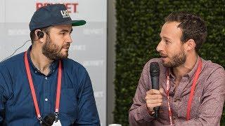 BevNET Live: Livestream Lounge with Hugh Thomas & Joe Benn, Co-Founders, Ugly Drinks