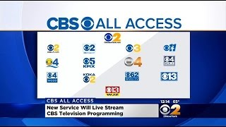 CBS Offers Digital Subscription Service 'CBS All Access' To Consumers thumbnail
