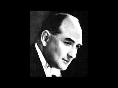 Liszt - La Campanella - Nikita Magaloff