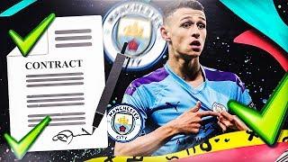 FIFA 20 | CARRIÈRE MANCHESTER CITY : ACCEPTER TOUTES LES OFFRES CHALLENGE !