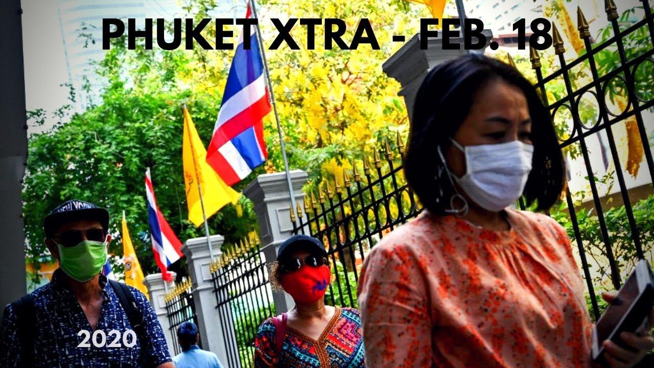 Vague virus reports explained! A 9-day Songkran? || Phuket