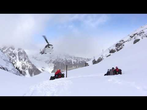 Whistler Heli-Skiing - Full Video