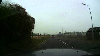 On the road to Edzell