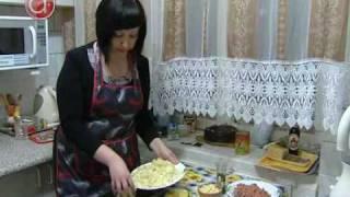 Как приготовить капусту под соусом бешамель