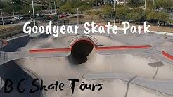 Goodyear Skate Park Full Skate Park Tour Goodyear, Arizona