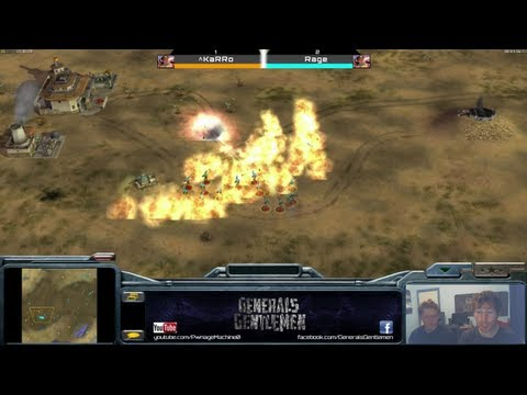 Generals Gentlemen - ^KaRRo vs Rage [1.06 World Championship Semi Final]