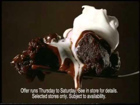 Marks & Spencer Chocolate Pudding