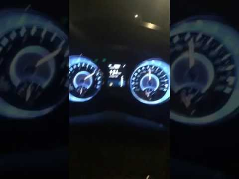 Chrysler 300 top speed - YouTube