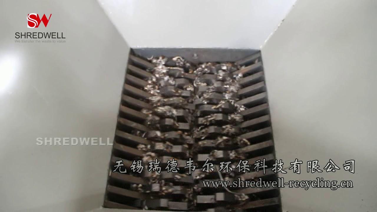 76bbb100 Metal turning shredder|Iron Shaving Crushing Machine