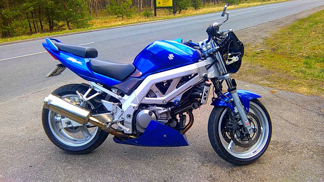 suzuki sv 650 n sound 121 1 db youtube. Black Bedroom Furniture Sets. Home Design Ideas