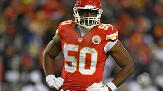Justin Houston will get the sacks and the pressure film