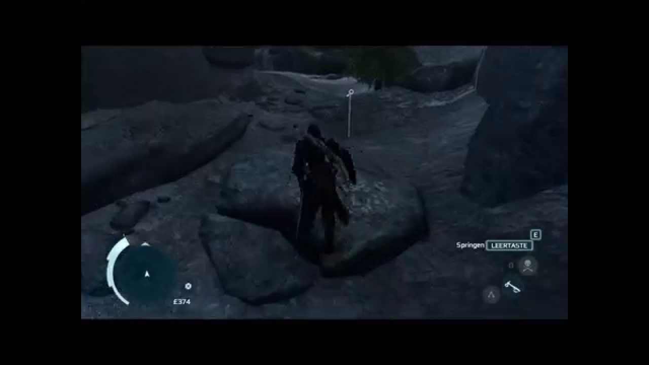 Assassins Creed 3 : Puma Tutorial