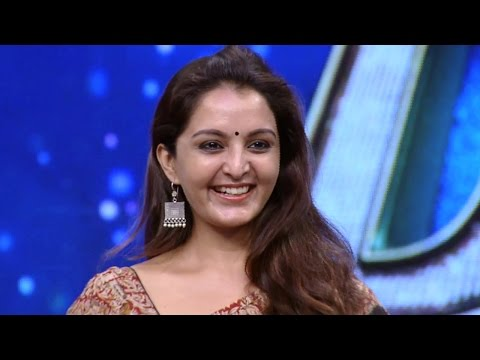 D3 D 4 Dance I Manju Warrier - Ethrayo Janmamay I Mazhavil Manorama