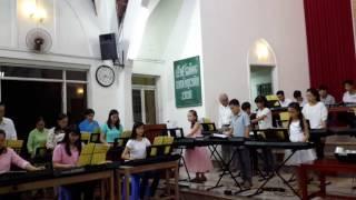 Lễ bế giảng lớp đàn organ HTTL Cao Lãnh, tỉnh Đồng Tháp